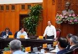 Подготовка к заседанию комитета по сотрудничеству Вьетнам-Лаос
