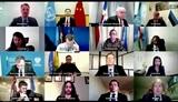 Международное сотрудничество жизненно важно в борьбе с терроризмом