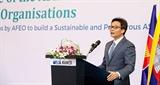 Phó Thủ tướng Vũ Đức Đam: Cần nâng cao năng lực ứng phó với thiên tai dịch bệnh của ASEAN