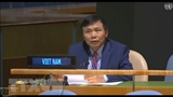 Вьетнам призывает положить конец односторонним принудительным мерам