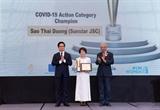 Lễ trao giải thưởng WEPs 2020 của UN Women Châu Á – Thái Bình Dương