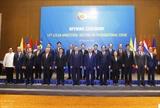 제14차 초국가적 범죄 방지에 대한 아세안 장관회의 공동선언 통과