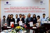 베트남 약물 내성 방지를 위해 영국과 협력