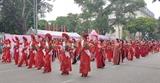 Hà Nội tôn vinh tà áo dài truyền thống trong Hương sắc Tràng An