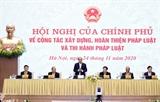 총리 국가 발전을 위해 법률제도 개선 촉구