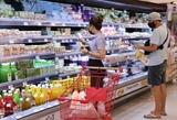보건부 수입식품 포장에 대한 코로나 검사