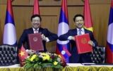 Вьетнам и Лаос провели политические консультации на уровне министров иностранных дел