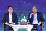 Премьер-министр обещал создание лучшей среды для инновационных стартапов