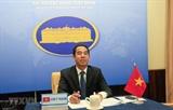 Состоялись вьетнамско-казахстанские политические консультации