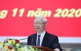 Секретариат ЦК КПВ провел конференцию по итогам инспекции и надзора за работой XII всевьетнамского съезда ЦК КПВ