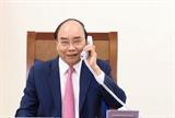 នាយករដ្ឋមន្រ្តីរដ្ឋាភិបាលវៀតណាមលោក Nguyen Xuan Phuc ជួបពិភាក្សាការងារតាមទូរស័ព្ទជាមួយនាយករដ្ឋមន្រ្តីហូឡង់លោក Mark Rutte