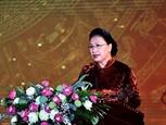 Председатель НС приняла участие в церемонии по случаю 990-летия названия Нгеана