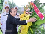 Состоялась церемония поминовения президента Ле Дык Аня в честь 100-летия со дня его рождения