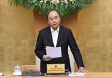 Встреча правительства: экономика Вьетнама - яркий луч в сегодняшнем нестабильном мире