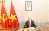 Генсек ЦК КПВ провел телефоные переговоры с первым секретарем КПК