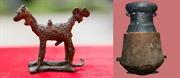 平阳省博物馆的两件国宝