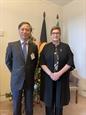 Министр иностранных дел Австралии надеется на укрепление связей с Вьетнамом