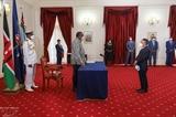 Новый посол Вьетнама стремится укрепить отношения между Вьетнамом и Кенией