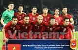 Вьетнам остается в топ-100 мирового рейтинга ФИФА