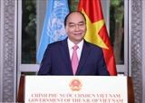សាររបស់លោកនាយករដ្ឋមន្រ្តី Nguyen Xuan Phuc ស្តីពីការប្រយុទ្ធប្រឆាំងនឹងកូវីដ ១៩ នៅមហាសន្និបាតអង្គការសហប្រជាជាតិ
