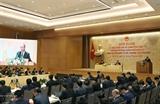 Le PM exhorte à accélérer le développement de le-gouvernement