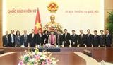 Chủ tịch Quốc hội Nguyễn Thị Kim Ngân tiếp các Đại sứ Trưởng cơ quan đại diện Việt Nam ở nước ngoài