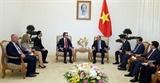 Thủ tướng Nguyễn Xuân Phúc tiếp Đại sứ Trưởng phái đoàn Liên minh châu Âu