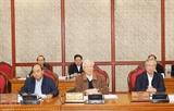 Политбюро ЦК КПВ высказало мнения по проектам документов 13-го съезда КПВ