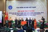 Премьер-министр Вьетнама принял участие в конференции по вопросам политики в области социального страхования