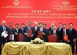 Nâng cấp hợp tác phòng chống tham nhũng giữa Việt Nam và Liên bang Nga