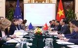 Cuộc họp lần thứ nhất Tiểu ban các vấn đề chính trị trong khuôn khổ Ủy ban hỗn hợp về triển khai Hiệp định khung Đối tác và Hợp tác toàn diện Việt Nam – EU