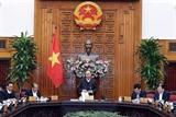 Premier vietnamita exige adoptar planes concretos para garantizar crecimiento económico pese a COVID- 19