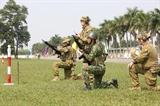 Bế mạc tập huấn trao đổi kỹ năng bắn súng quân dụng giữa Việt Nam - Australia