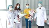 Vĩnh Phúc thêm hai bệnh nhân được xuất viện