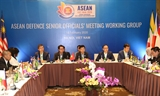Hội nghị Nhóm làm việc Quan chức Quốc phòng cấp cao ASEAN