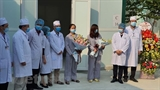 Two COVID-19 patients in Vinh Phuc discharged from hospital