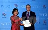 베트남의 공약은 WTO와 긴밀한 협력을 지속했다.