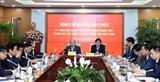 Премьер-министр Вьетнам провел рабочую встречу с руководителями Радио Голос Вьетнама