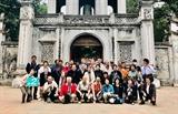 Hanoï : cinq délégations de touristes japonais visitent la capitale vietnamienne