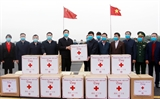 Hỗ trợ tỉnh Quảng Tây (Trung Quốc) phòng chống dịch hiệu quả