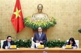 Thủ tướng yêu cầu phát động thi đua nước rút tập trung vào các nhiệm vụ cấp bách