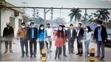 Kiểm tra đôn đốc công tác phòng chống dịch bệnh ở xã Sơn Lôi Vĩnh Phúc