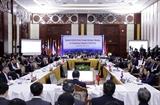 ASEAN - Trung Quốc tăng cường hợp tác ứng phó dịch bệnh viêm đường hô hấp cấp COVID-19