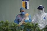 La fillette de trois mois infectée par le COVID-19 est sortie de lhôpital