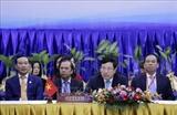 COVID-19 : Les ministres des Affaires étrangères de lASEAN discutent des mesures anti-épidémiques