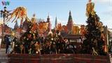 Фестиваль Московская Масленица стартовал 21 февраля