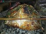 Les Thaï du Nord-Ouest adorent le poisson plié grillé