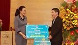Ủy ban Về các vấn đề xã hội của Quốc hội làm việc với Ban Chỉ đạo phòng chống COVID-19 tỉnh Vĩnh Phúc