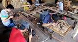 Làng đồ gỗ Hải Minh