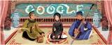 구글 베트남 까쭈 가창 기념 로고 선보여